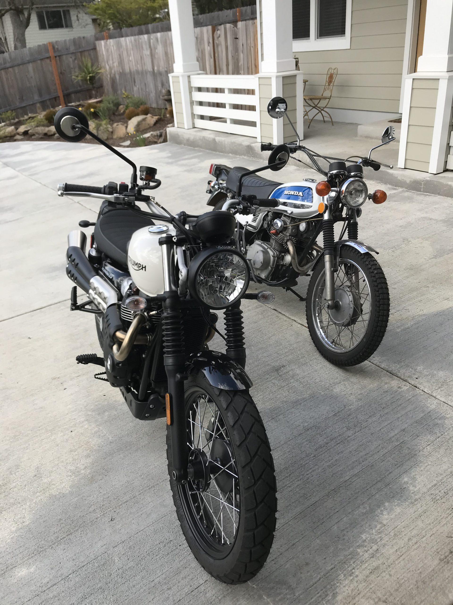 Paul Henderson's Motocycles
